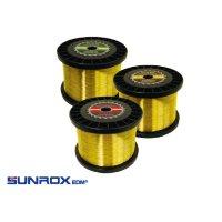 ワイヤカット放電加工機用ワイヤ SUNROX