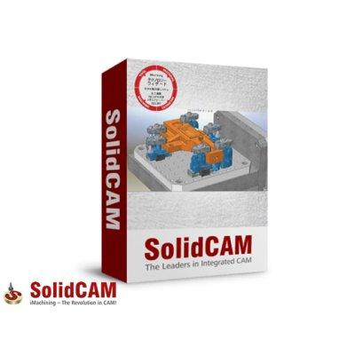 画像1: SolidCAM(ソリッドキャム) 統合型CAMシステム